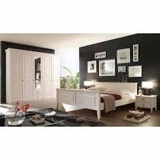 Pharao24 Schlafzimmermöbel Set Im Skandinavischen Landhausstil Weiß
