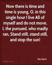 May Sarton Quotes | QuoteHD via Relatably.com