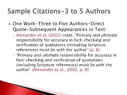 Apa Direct Quote Magnificent Apa Style For Citing Multiple Authors APA Format For First Citation