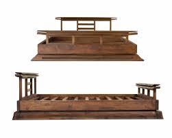 Oriental Style Bedroom Furniture 25 Best Japanese Platform Bed Trending Ideas On Pinterest Queen