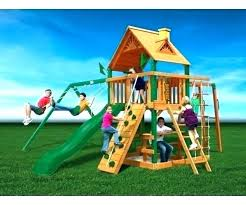 used wooden playsets luxury plans free