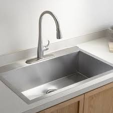Sinks awesome home depot kitchen sinks stainless steel top mount