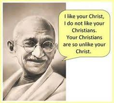 Gandhi Christian Quote Best of Mahatma Gandhi Quote What Is Really Needed To Make Democracy