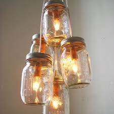 homemade lighting fixtures. mason jar light fixtures homemade lighting