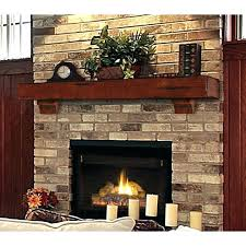 rustic fireplace mantels for the best ideas on brick mantle update mantles m