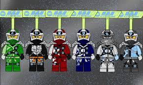 Ninjago Season 12 Minifigures : Ninjago