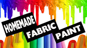 diy how to make fabric paint no cook easy diy crafts simplekidscrafts simplekidscrafts you
