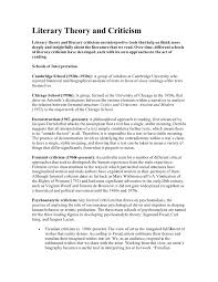 how to write a critical essay on literature writing a critical essay about literature