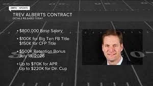 Trev Alberts' Contract Details Released