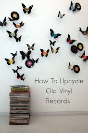 how to upcycle old vinyl records home decor repurposing upcycling beautiful wall art on wall art using vinyl records with how to upcycle old vinyl records hometalk