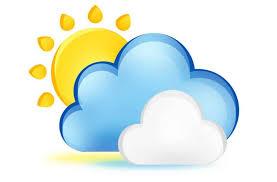 Algunas nubes y escasas lluvias en Camagüey este lunes