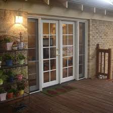 hinged patio door with screen. Interesting Exterior French Doors With Screens And Best 20 Door Ideas On Home Design Sliding Screen Hinged Patio D