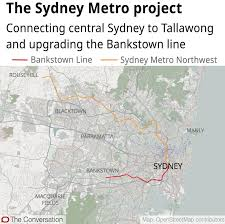 Metro North Conversion Chart Which Lines Are Priorities For Sydney Metro Conversion Hint