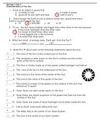 Science Note Taking Worksheet Free Worksheets Library   Download ...