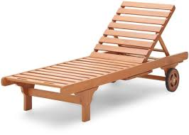 wood chaise lounge. Wooden Patio Chaise Lounge Wood A
