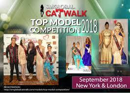 Fashion Design Competitions Uk Top Model Competition Smglobal Catwalk