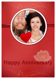 Template Anniversary Card Anniversary Card Templates Greeting Card Builder