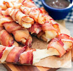 bacon cheese fingers