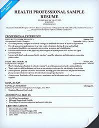 Basic Resume Writing Guidelines Microsoft Word Resume 2007
