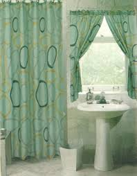 bathroom shower curtain with matching rings and window curtain set shower curtains with matching window curtains