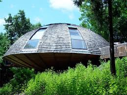 Home Designs: Round Dome House - Dome Home