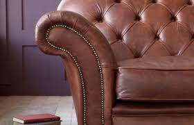 arundel vintage brown leather sofa