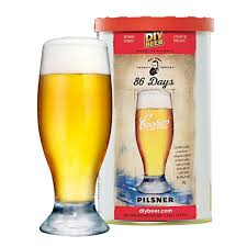 coopers 86 days pilsner 40 pints