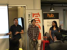 "David Novick on Twitter: ""Beacon Hill VR presenting at Million Cups at  @TheHubEP. Presenters are Ivan Gris, Alex Rayon, and Laura Rodriguez—all  @UTEP alumni.… https://t.co/F6GoDqX4aA"""