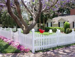 vinyl picket fence front yard.  Fence A Home With A White Picket Fence Is The Quintessential Symbol Of Achieving  American Dream Our Vinyl Fences Add Classic Style And Charm To Any  To Vinyl Picket Fence Front Yard