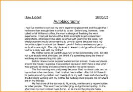 short autobiography sample current icon example an about yourself  32 short autobiography sample complete short autobiography sample newest likeness high school student biography example cropped