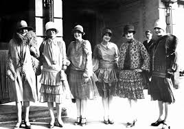 1920s Fashion History Of Fashion 1920s 1930s
