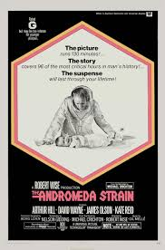 biosafety and biological weapons the andromeda strain  figure 5 the scientists facing their enemy andromeda as seen through the electron microscope