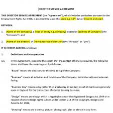 Uk Template Agreements And Sample Contracts