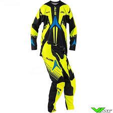 Alias A1 Gear Combo Fluo Yellow Black Blue 32 L