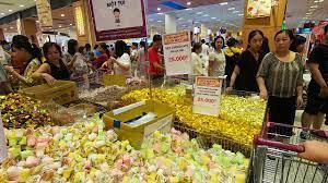 Mua sắm bánh kẹo mứt Tết 2020 thả ga với 3 triệu tại siêu thị AEON Mall Tân  Phú lớn nhất Sài Gòn - YouTube