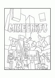 Coloring Pages Legocraft Coloring Pages Free For Kids