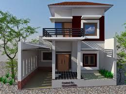 17 desain rumah minimalis sederhana modern tipe 36 dan 45 1000