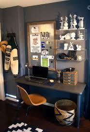 Trophy Display Teen Boy Room Idea