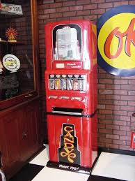 Stoner Vending Machine Inspiration Vending Machines Bernies Restorations