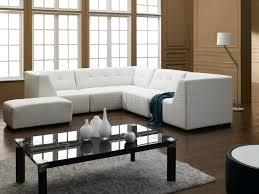 Living Room With Sectional Sofa Livingroom Sectional Sectional Couch Modular Sofa Leather Sofa