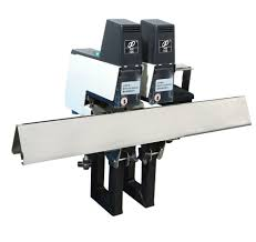 Dual Head <b>Rapid 106</b> Stapler Flat & Saddle Stitch Binding Machine ...