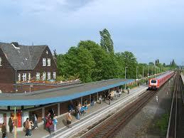 Billwerder-Moorfleet station