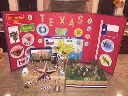 Pin by Audra Reeves on School projects | Texas history projects, School  projects, States project