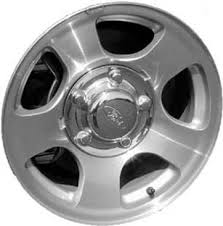 F150 Bolt Pattern Mesmerizing ALY48 Ford Expedition F48 Wheel Silver Machined YL48Z48AA