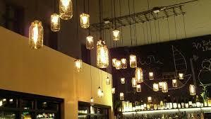 how to make mason jar lamps