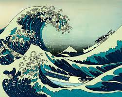 10+ Japan Wave Wallpaper Hd Images