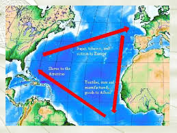 economy history at its best the middle ages image result for triangular trade
