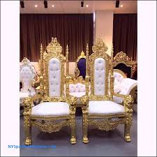 king and queen throne chairs for new o diamond sapphire event als dagenham