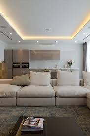 indirect lighting in tray or coffered ceiling high output led tape light