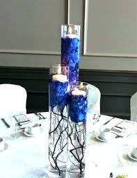 Paper Flower Centerpieces At Wedding Navy Blue Centerpieces Euroviajes Co